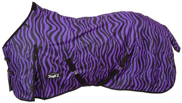 Tough-1 600D Ripstop Poly Waterproof Horse Sheet in Prints