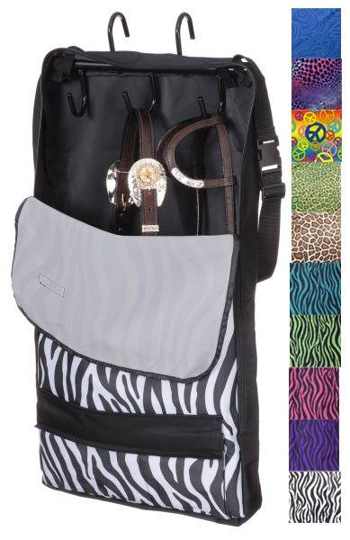 Tough-1 Patented Print Halter/Bridle Carrier