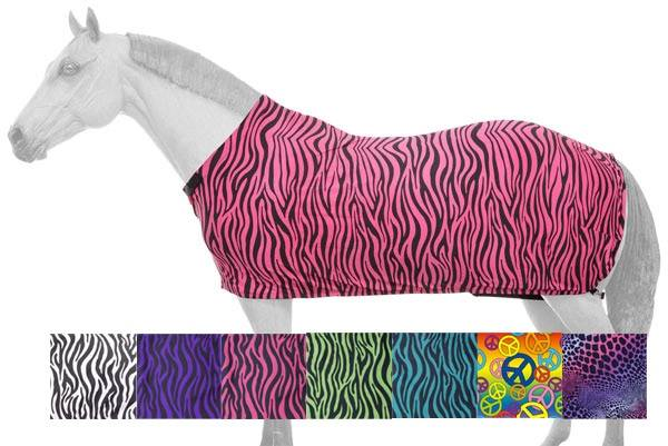 Tough-1 Fleece Lined Full Lycra Sheet in Prints