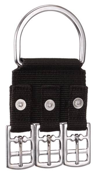 Tough-1 Three Buckle Western Girth Converter