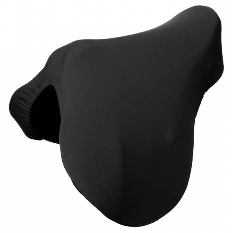 Tough-1 Fleece Lined Lycra English Saddle Cover