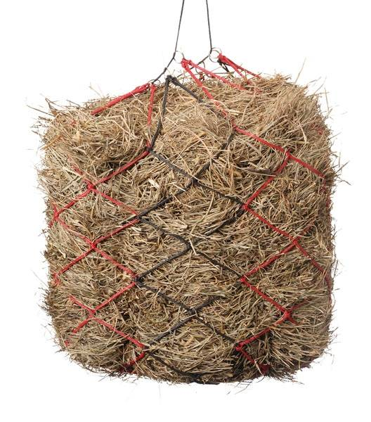 Tough-1 Deluxe Large Two-Tone Poly Hay Bag