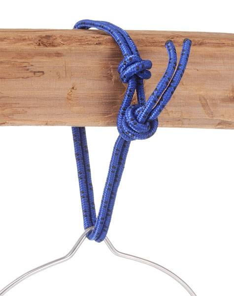 Mountain Rope Bucket Hanger
