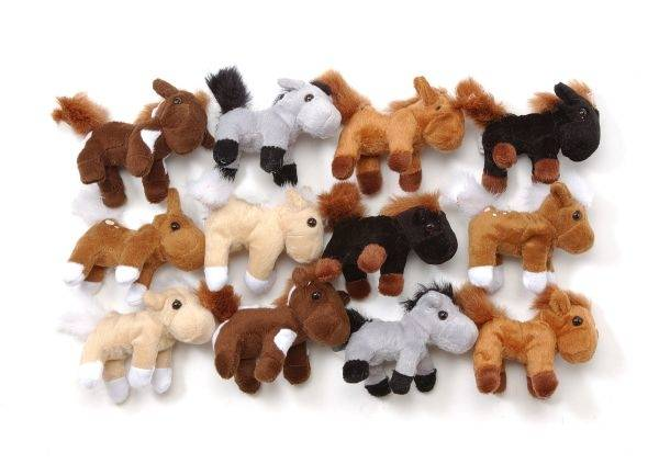 Gift Corral Miniature Plush Horse