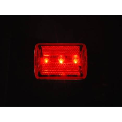 Gift Corral 7 Function 5 LED Flashing Safety Light