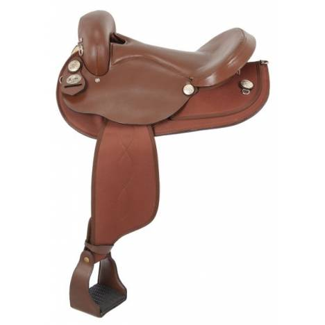 King Series Neutron Marathon Endurance Saddle Package