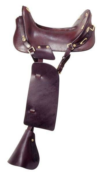 Royal King Saddle McClellan Saddle Package