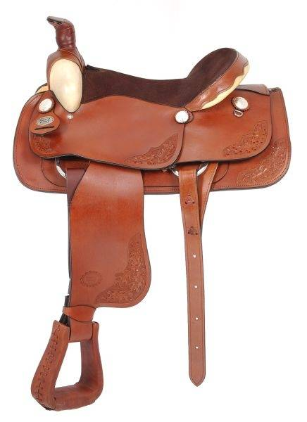 King Series Texas Roper Saddle