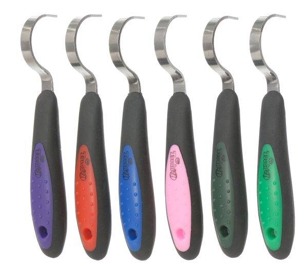 Tough-1 Great Grips Hoof Picks - 6 Pack