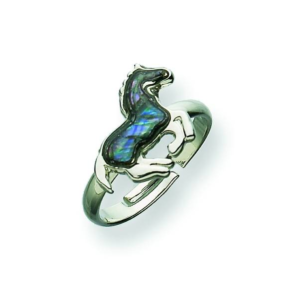 Galloping Pony Mood Ring Set