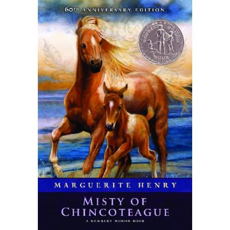 Misty Of Chincoteague, Paperback