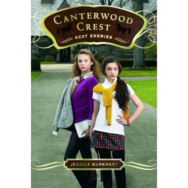 Best Enemies, Canterwood Crest Series
