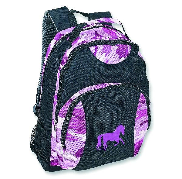 Galloping Horse Camo Backpack