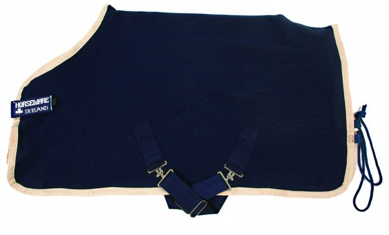 Amigo Mio Fleece - Removable Cross Surcingles