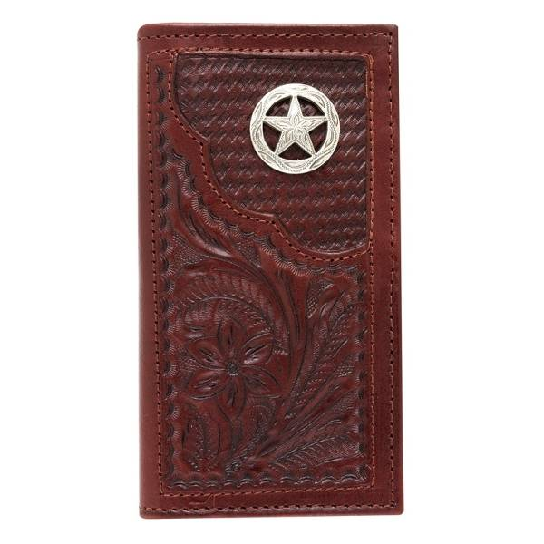 AMERICAN WEST Men's Rodeo Wallet
