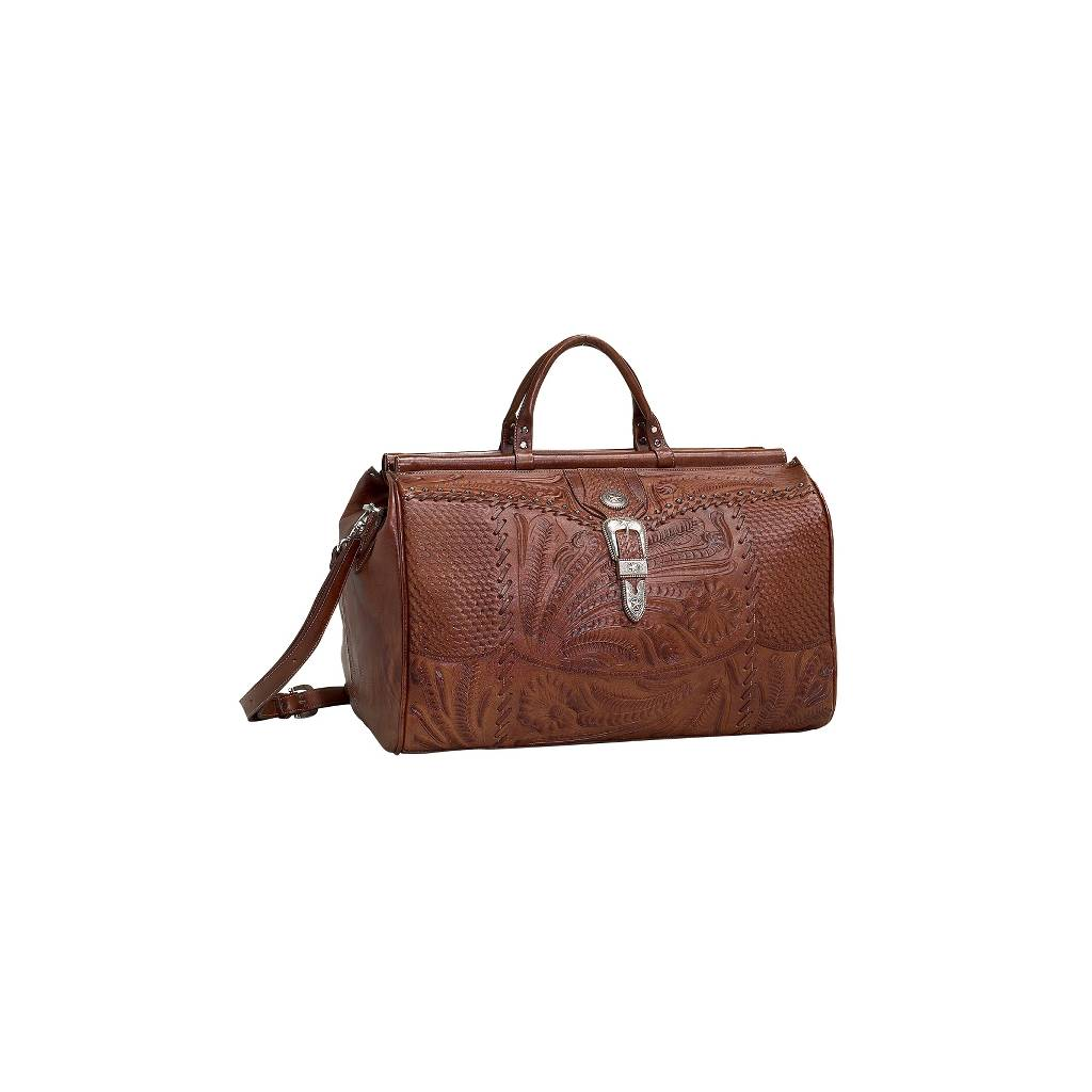 AMERICAN WEST Retro Romance Duffel Bag