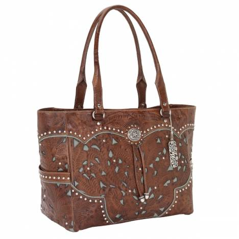 AMERICAN WEST Carry on Tote Luggage