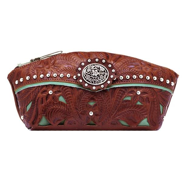 AMERICAN WEST Lady Lace Zipper Accessory Case