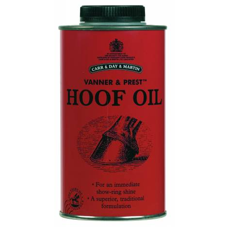Carr & Day & Martin Vanner And Prest Hoof Oil
