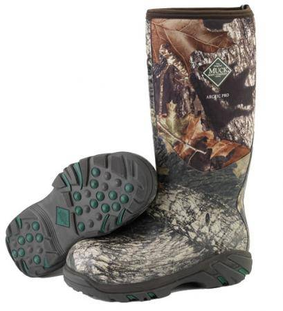 Muck Boots Arctic Pro Professional Extreme-Conditions Sport Boots - Bark