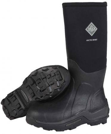 MUCK BOOTS Arctic Sport Steel Toe Work Boot