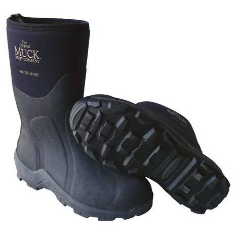 Muck Boots Arctic Sport Mid Extreme-Conditions Sport Boots