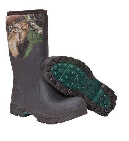 MUCK BOOTS Ladies Woody Max - Cold-Conditions Hunting Boot