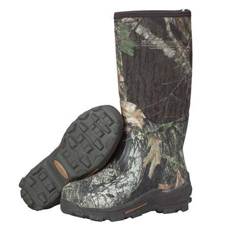 MUCK BOOTS Woody Elite Stealth Premium Hunting Boot