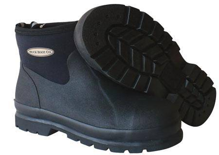 MUCK BOOTS Chore Low All-Conditions Steel-Toe Work Boot