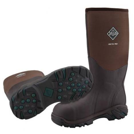 Muck Boots Arctic Pro Steel Toe Work Boots