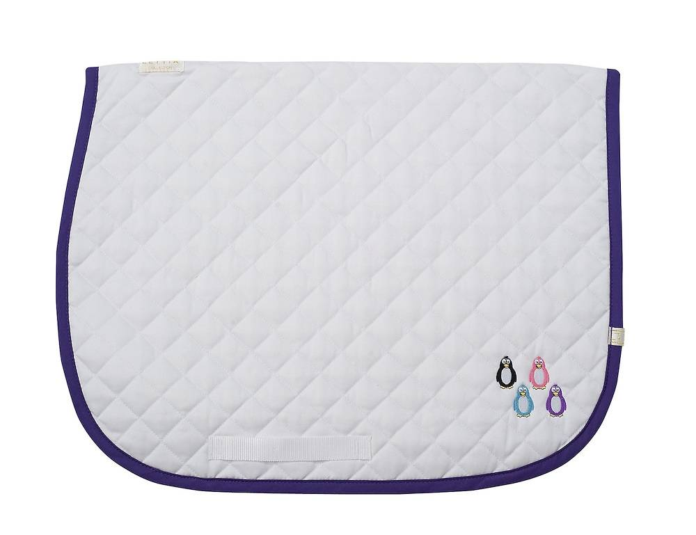 Lettia All Purpose Baby Pad with Embroidery