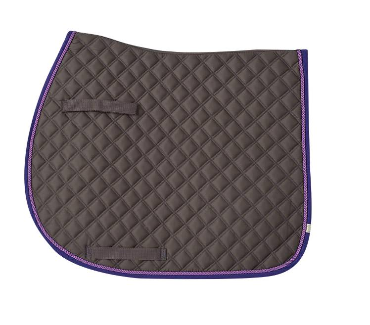 Lettia Cotton Quilted Pony Pad