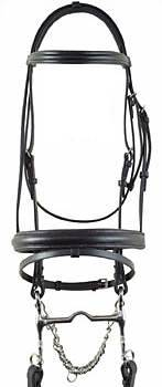 Millstone Padded Dressage Bridle