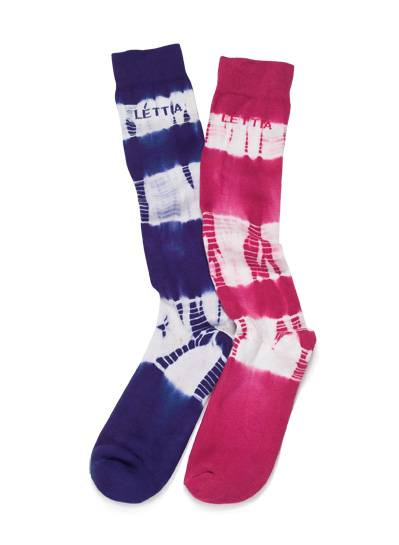 Lettia Adult Bamboo Boot Socks