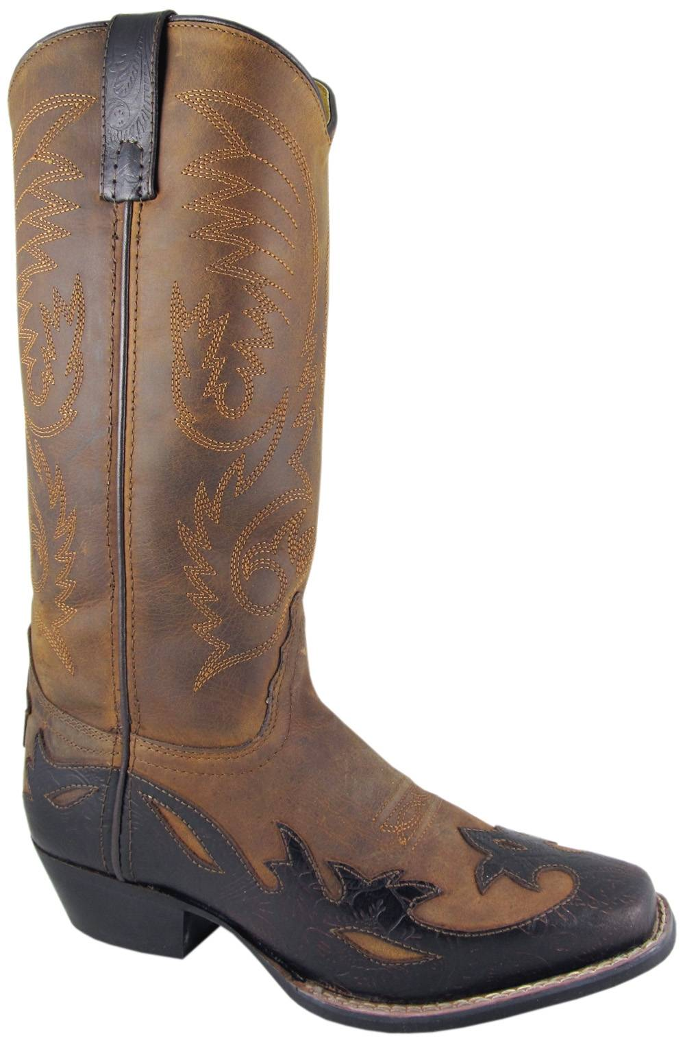 Smoky Mountain Women's Cassidy Leather Western Boot