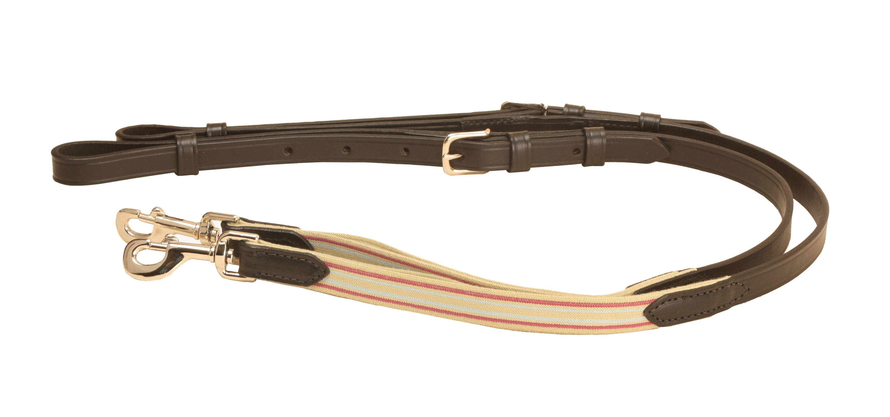 Tory Leather Adjustable Side Reins