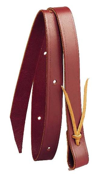 TORY LEATHER Pony Leather Tie Strap