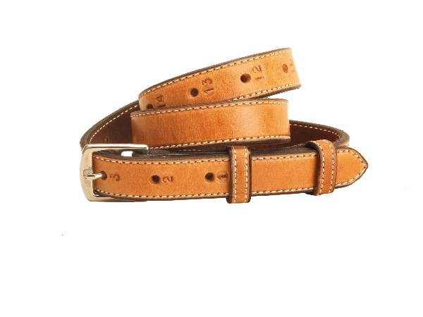 TORY LEATHER 1'' Stirrup Leather Belt