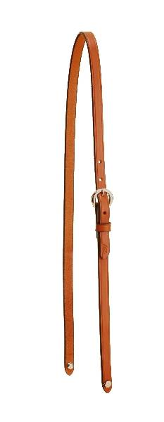 TORY LEATHER 5/8'' Bridle Leather Bosal Hanger