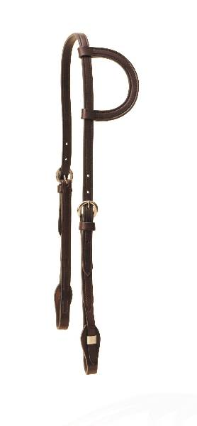 TORY LEATHER Quick Change One Ear Headstall