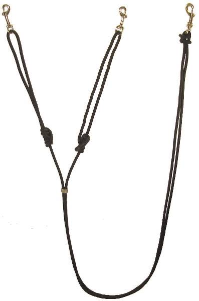 Tory Leather 5 Point Hunt Breastplate With Standing Attachment