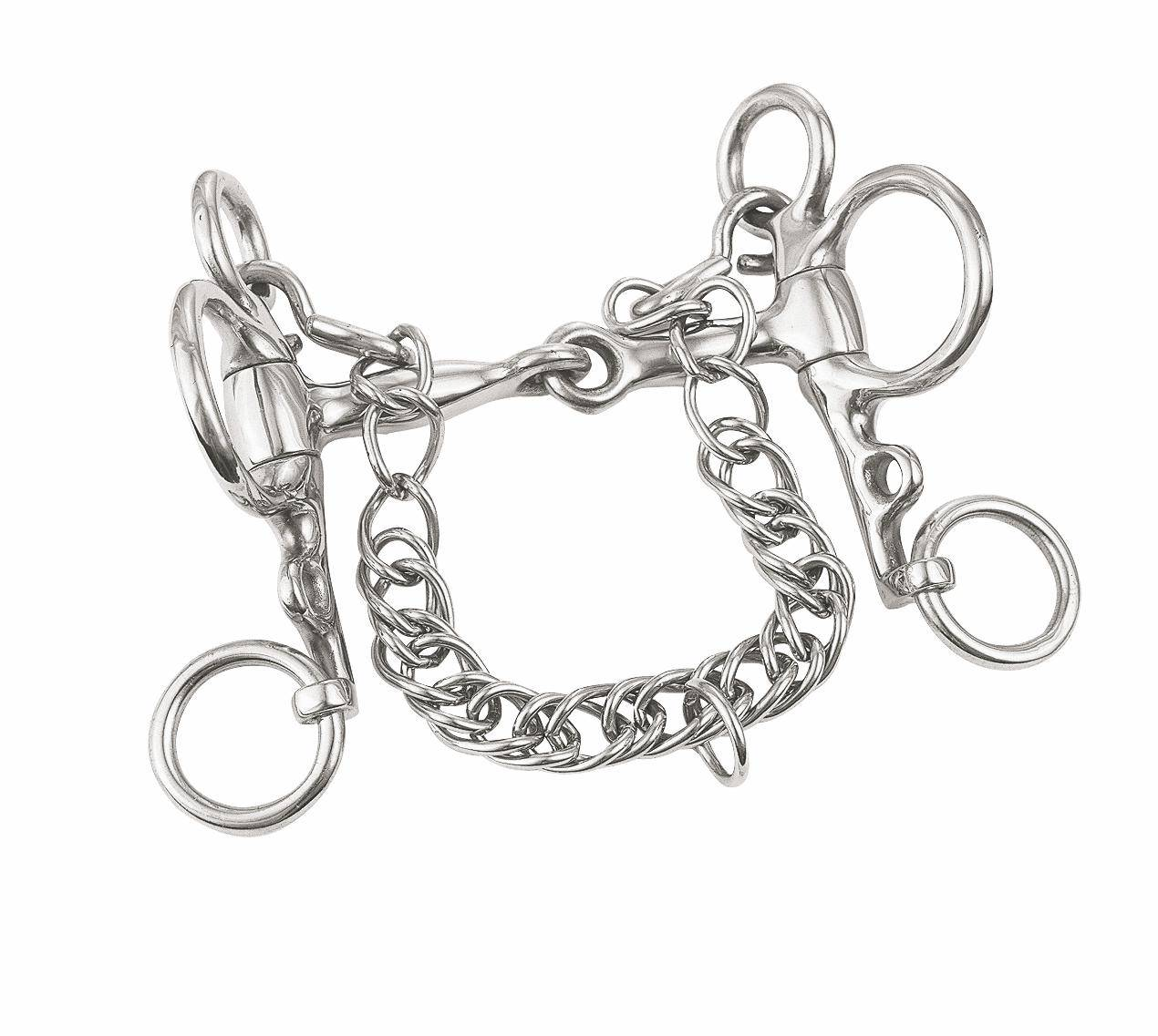 Weaver Leather Miniature Pelham Snaffle Bit