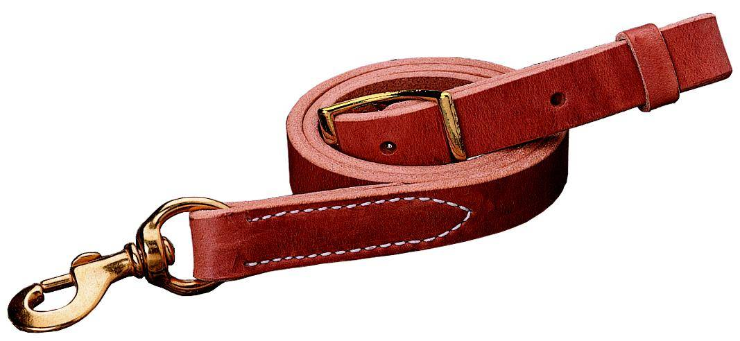 Weaver Leather Harness Leather Tie Down Strap