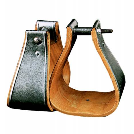 Weaver Leather Wooden Military Stirrups