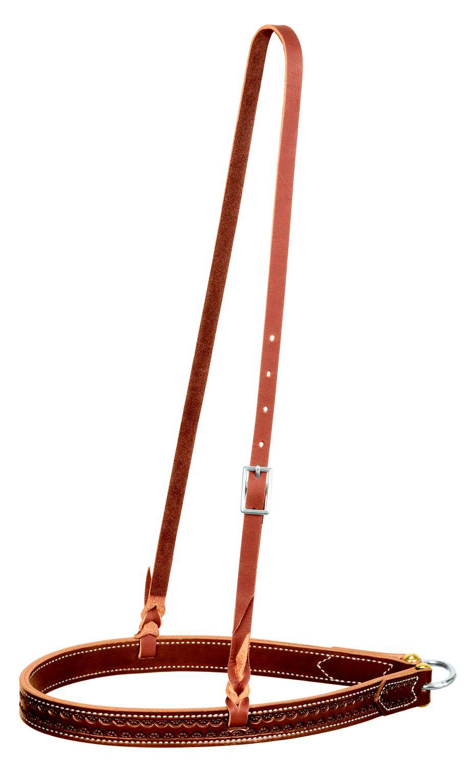Weaver Leather Tooled Noseband