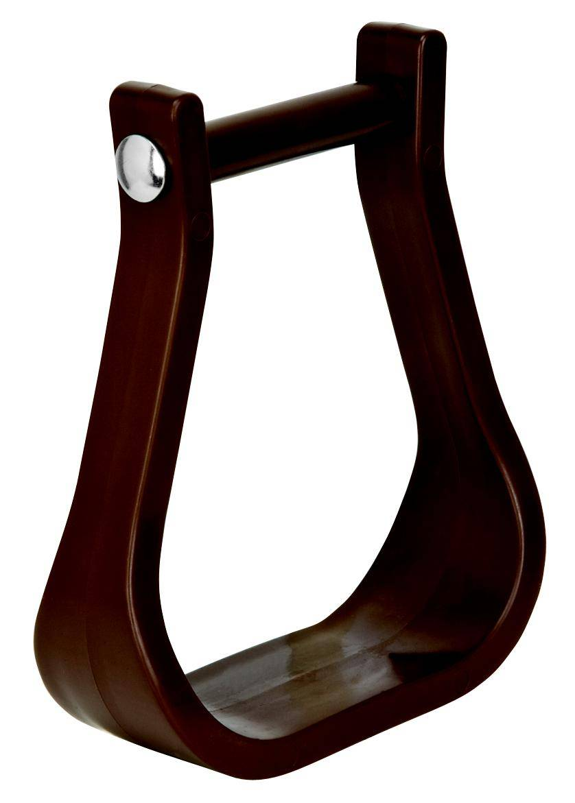 Weaver Leather Synthetic Bell Stirrups