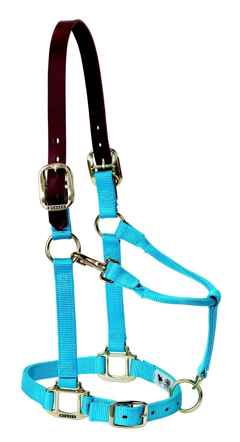 Weaver Leather Copper Creek Adjustable Breakaway Halter