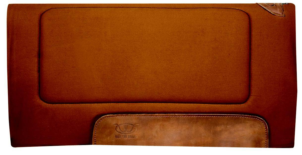 Weaver 31x32 Leather Work Saddle Pad