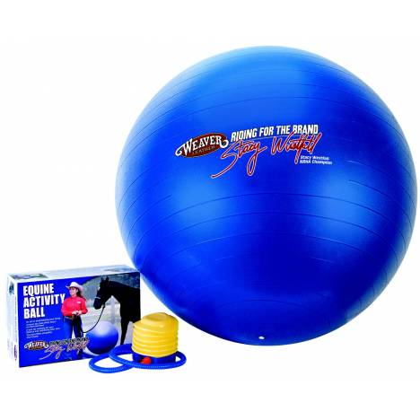 Weaver Leather Horse Activity Ball