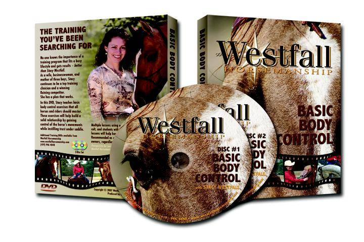Weaver Leather Basic Body Control Dvd